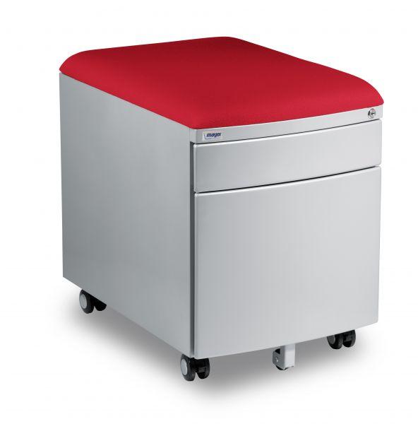 mayer kontejner cervena - Delso - dětský, kancelářský a bytový nábytek