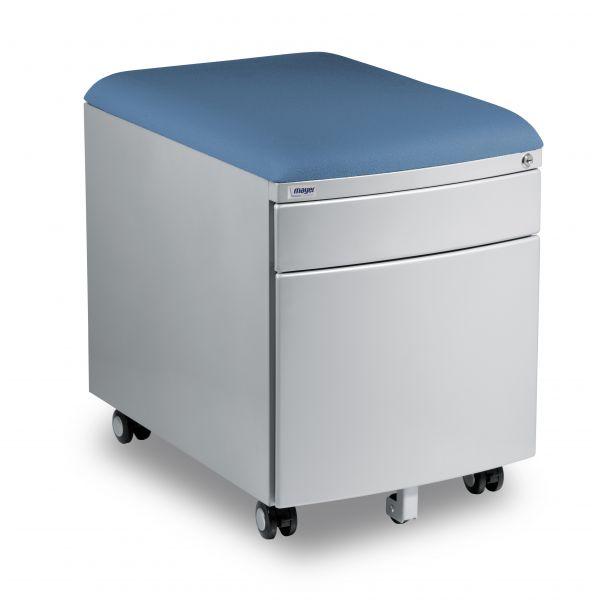 mayer kontejner modra - Delso - dětský, kancelářský a bytový nábytek
