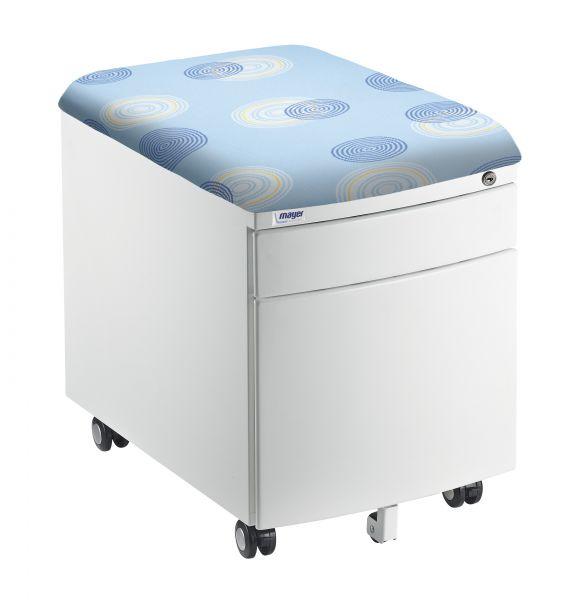 mayer kontejner modry - Delso - dětský, kancelářský a bytový nábytek