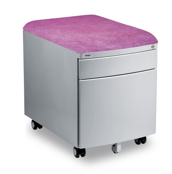 mayer kontejner ruzova - Delso - dětský, kancelářský a bytový nábytek