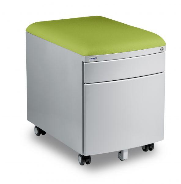 mayer kontejner zelena - Delso - dětský, kancelářský a bytový nábytek