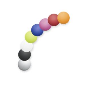 moll produktabbildung akzentfarben - Delso - dětský, kancelářský a bytový nábytek