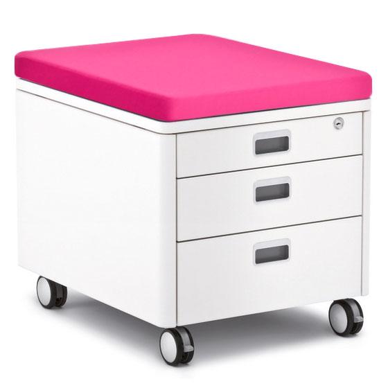 mollcubic pad - Delso - dětský, kancelářský a bytový nábytek
