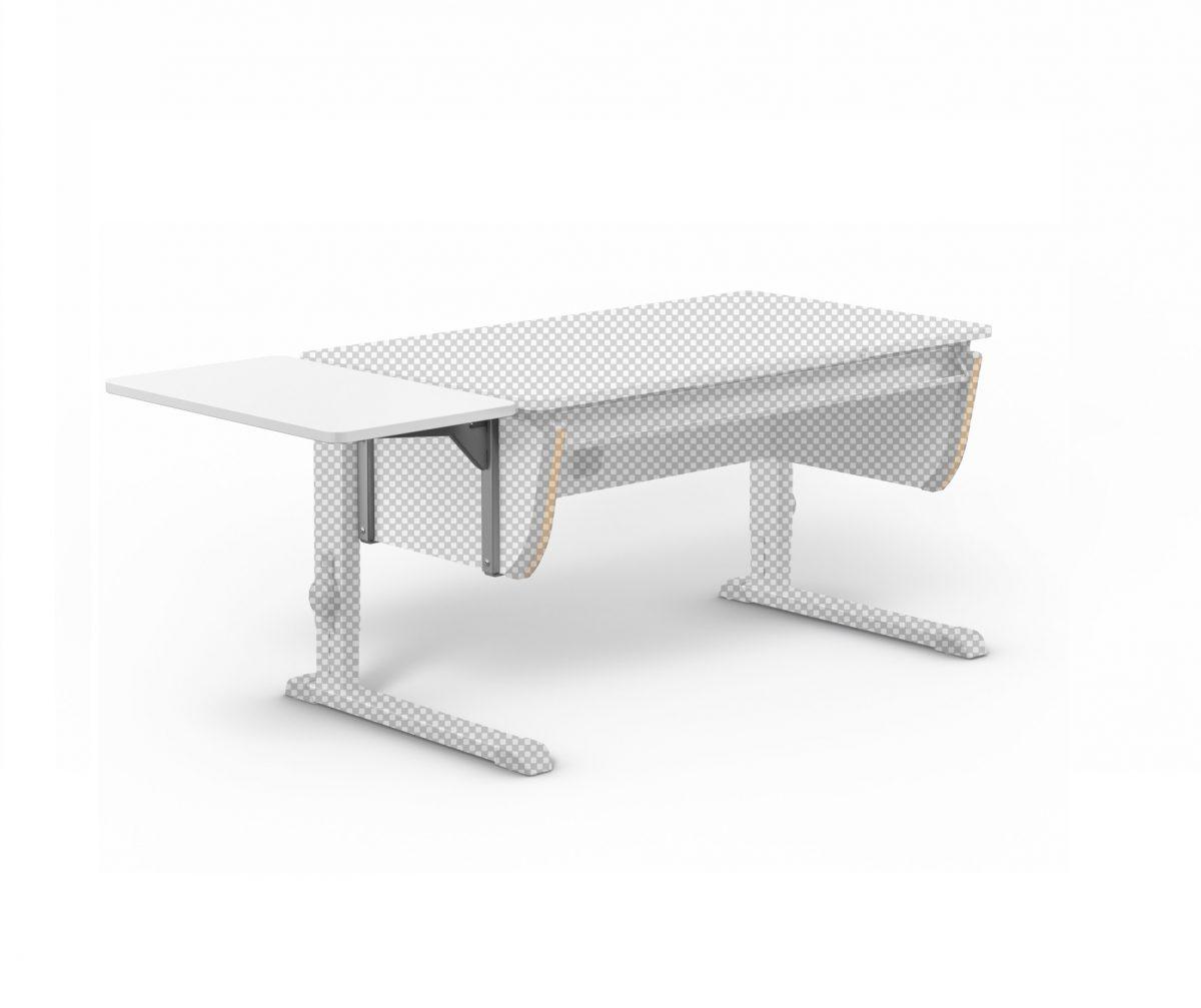 side top pristavba k rostoucimu stolu Joker - Delso - dětský, kancelářský a bytový nábytek
