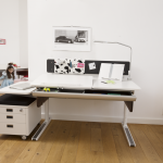 zasuvka ke stolu champion 5 - Delso - dětský, kancelářský a bytový nábytek