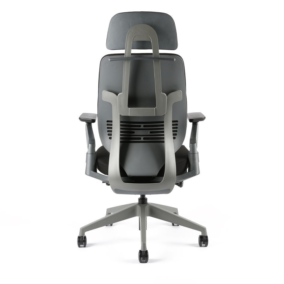 kancelarska zidle karme F 06 cerna 2 - Delso - dětský, kancelářský a bytový nábytek