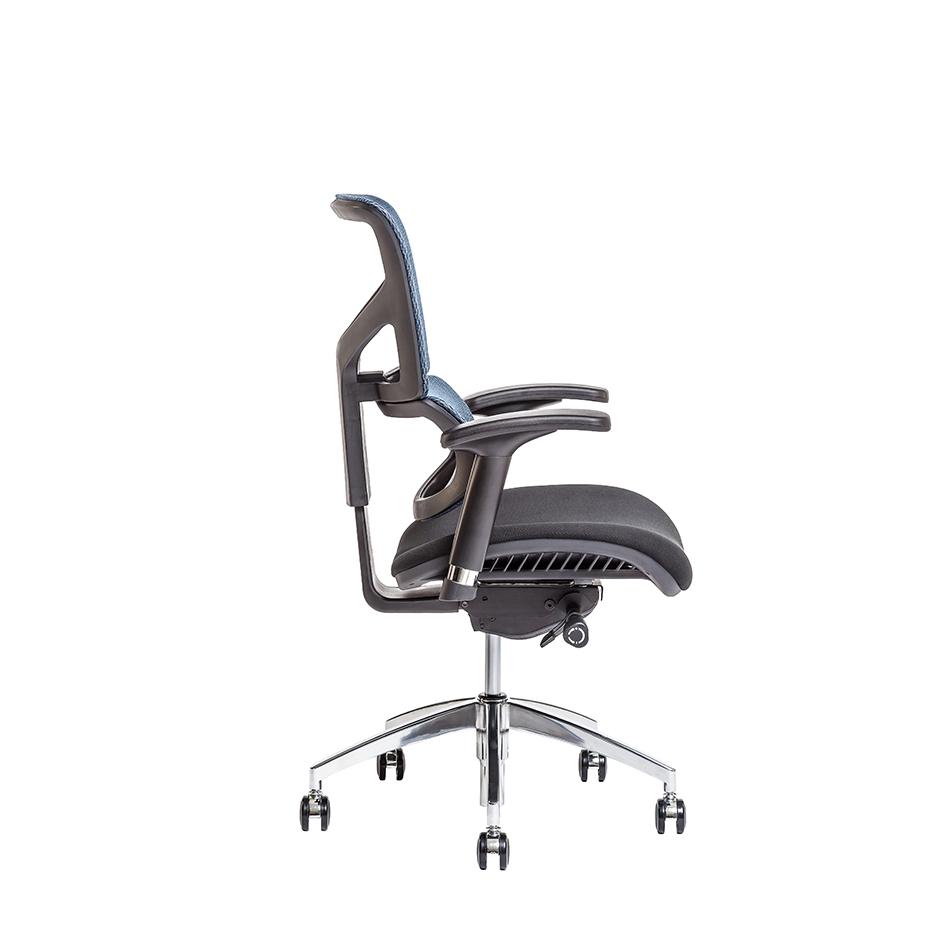 kancelarska zidle merope BP modra IW04 1 - Delso - dětský, kancelářský a bytový nábytek