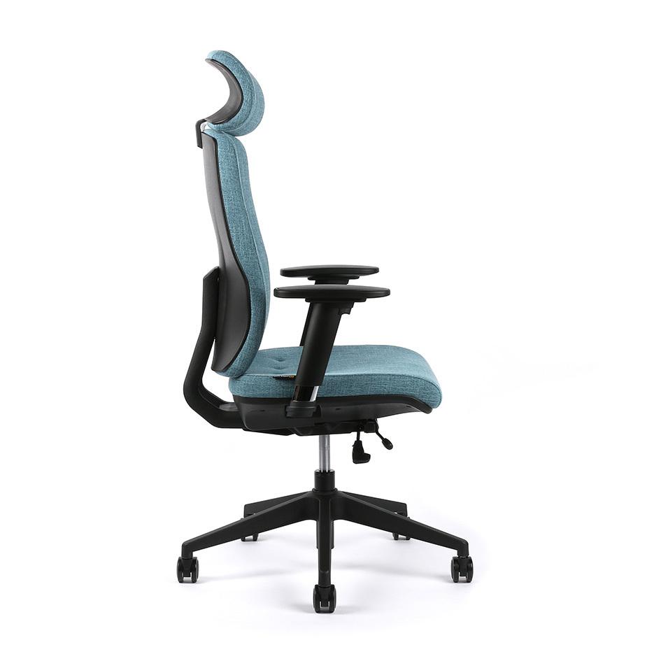 kancelarska zidle selene F83 modra 1 - Delso - dětský, kancelářský a bytový nábytek