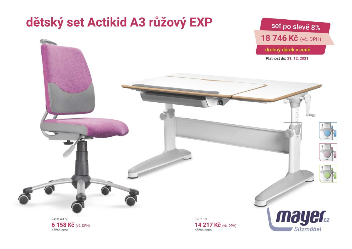 MAYER CZ KIDS set A3 ruzovy EXP CZK 2021 05 scaled - Delso - dětský, kancelářský a bytový nábytek
