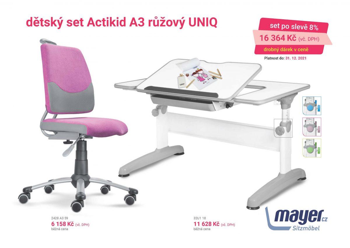 MAYER CZ KIDS set A3 ruzovy UNIQ CZK 2021 05 scaled - Delso - dětský, kancelářský a bytový nábytek