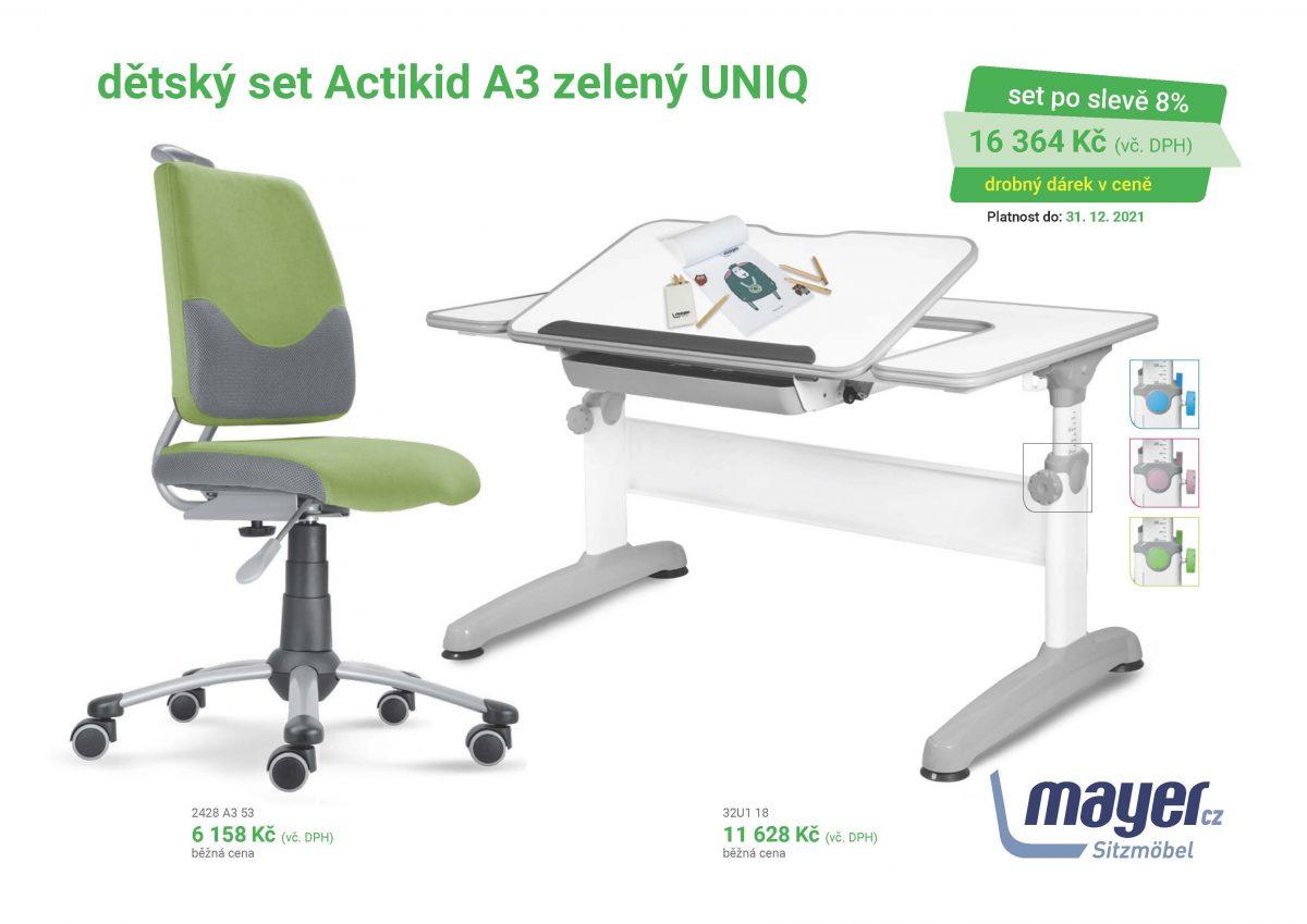 MAYER CZ KIDS set A3 zeleny UNIQ CZK 2021 05 scaled - Delso - dětský, kancelářský a bytový nábytek
