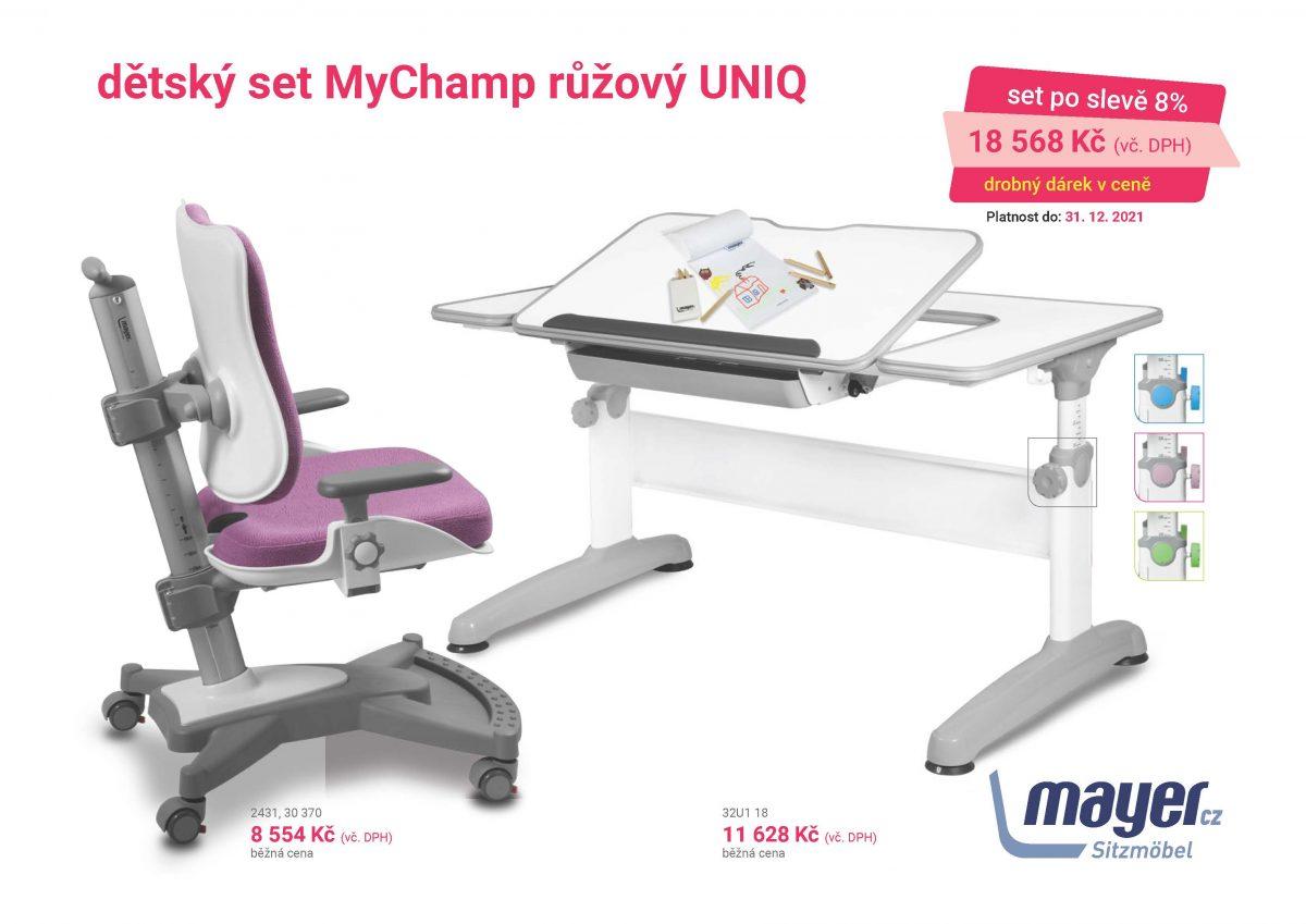 MAYER CZ KIDS set MyChamp ruzovy UNIQ CZK 2021 05 scaled - Delso - dětský, kancelářský a bytový nábytek