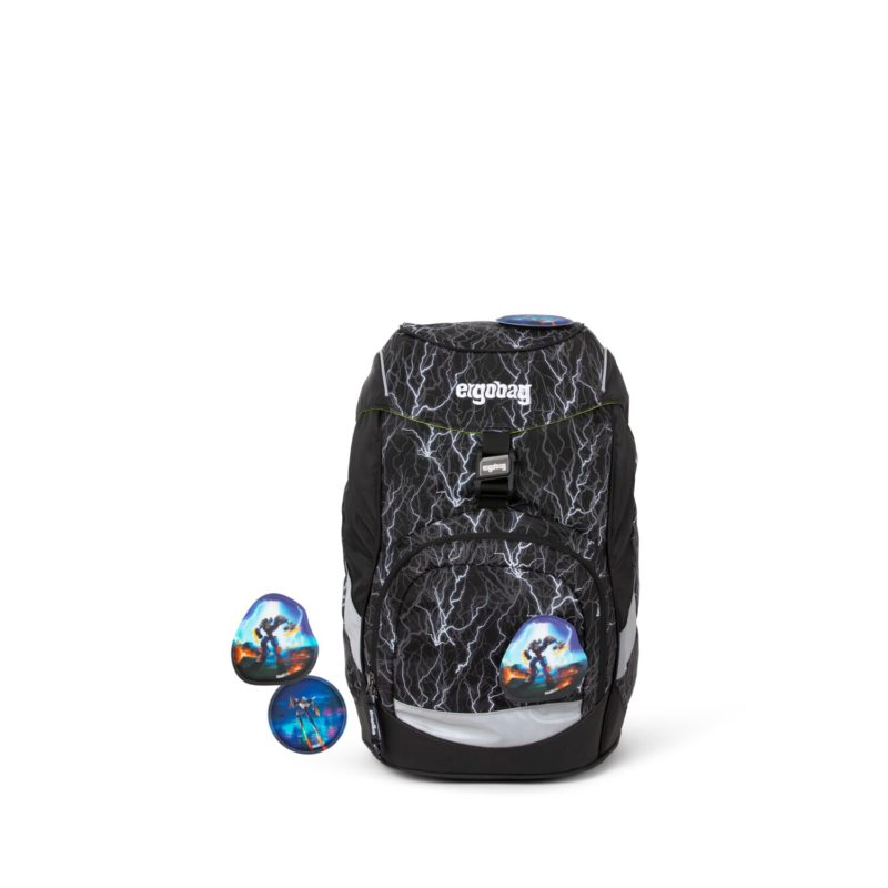 ergobag black 4 - Delso - dětský, kancelářský a bytový nábytek