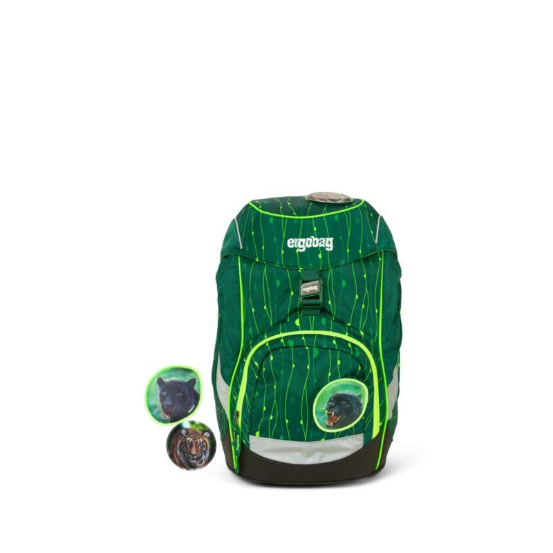 ergobag fluo zeleny 4 - Delso - dětský, kancelářský a bytový nábytek