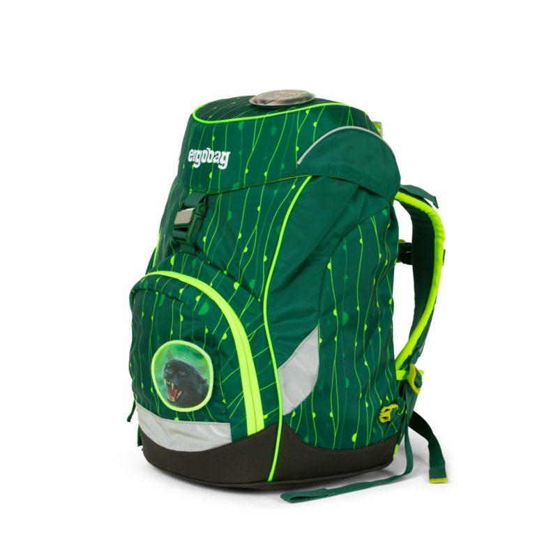 ergobag fluo zeleny 5 - Delso - dětský, kancelářský a bytový nábytek