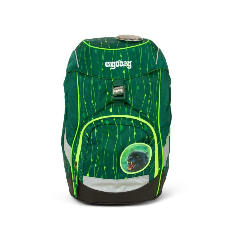 ergobag fluo zeleny - Delso - dětský, kancelářský a bytový nábytek