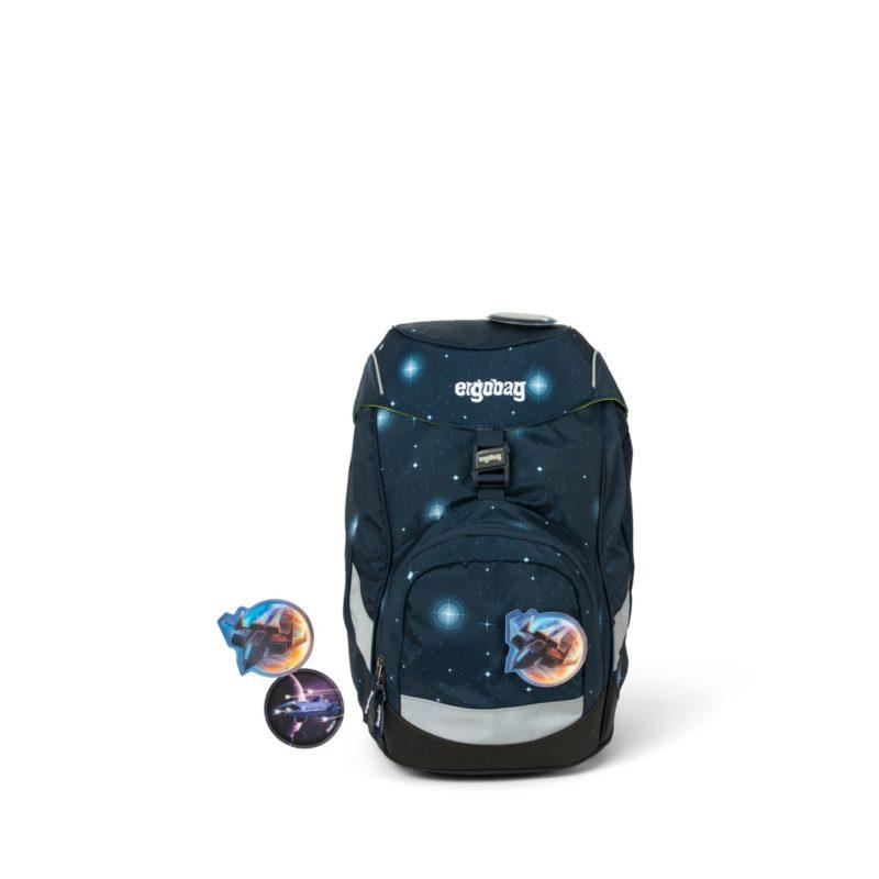 ergobag galaxy modry 4 - Delso - dětský, kancelářský a bytový nábytek