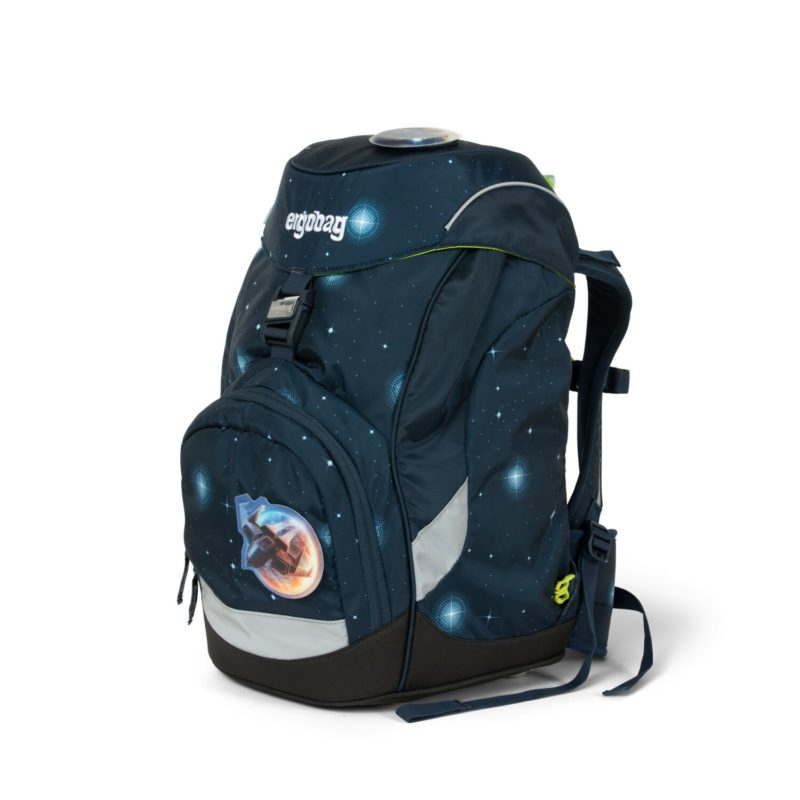 ergobag galaxy modry 5 - Delso - dětský, kancelářský a bytový nábytek
