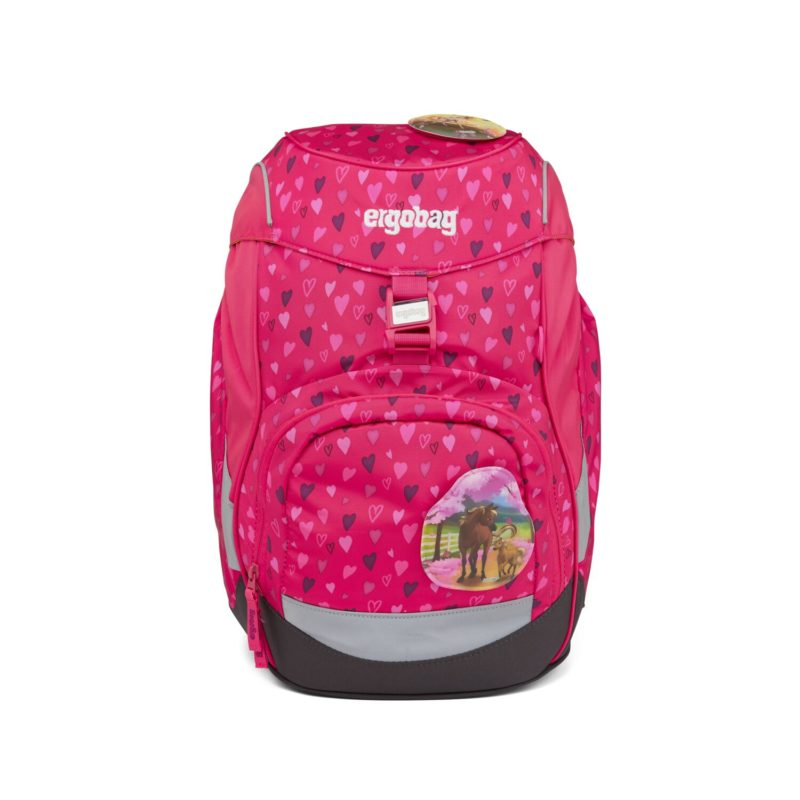 ergobag pink 1 - Delso - dětský, kancelářský a bytový nábytek