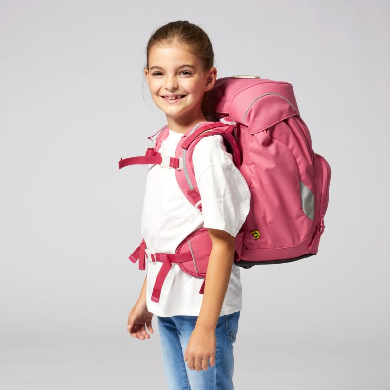 ergobag pink 2 - Delso - dětský, kancelářský a bytový nábytek