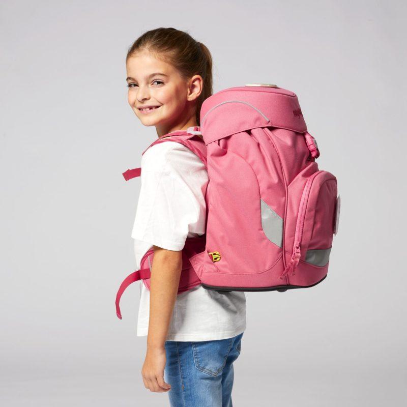 ergobag pink 3 - Delso - dětský, kancelářský a bytový nábytek