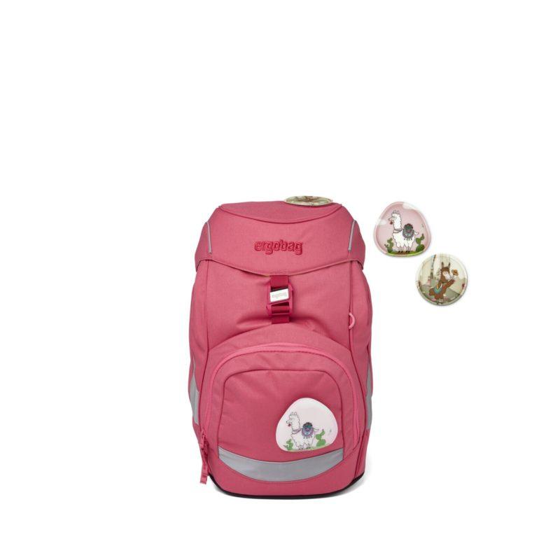 ergobag pink 4 - Delso - dětský, kancelářský a bytový nábytek