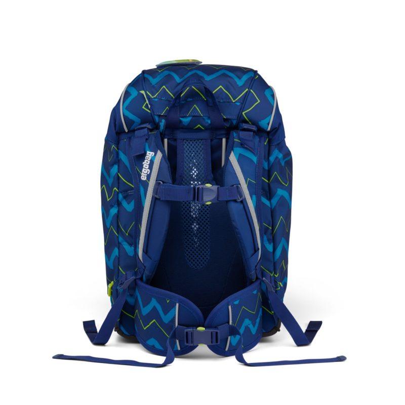 ergobag zig zag modry 6 - Delso - dětský, kancelářský a bytový nábytek